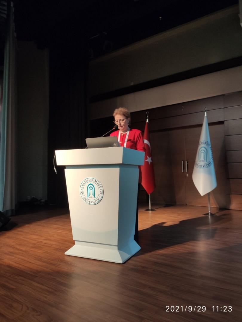 სოციალურ მეცნიერებათა VI საერთაშორისო კონგრესი ანკარაში