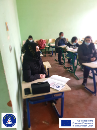 "Erasmus+ ჟან მონეს პროექტი ""ევროპული სწავლების სამკუთხედი"" (TEESS) მარნეულის აზებაიჯანულ საჯარო სკოლაში"