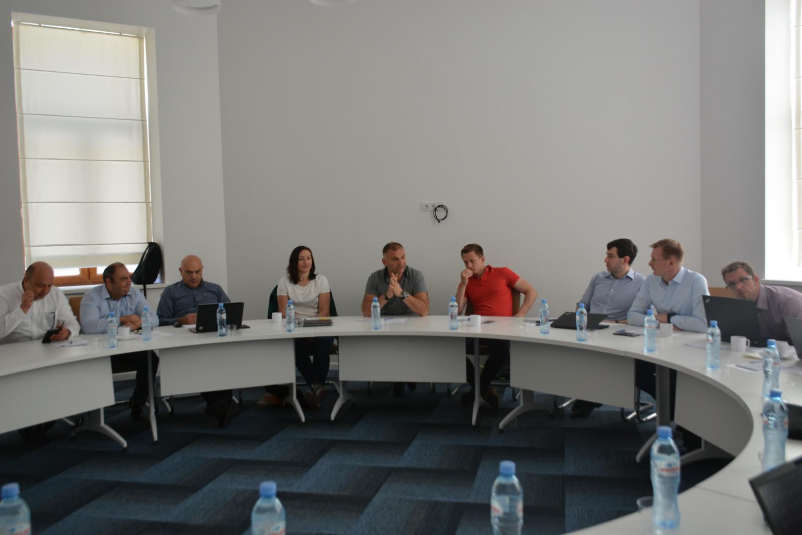 Horizon 2020 Project Meeting