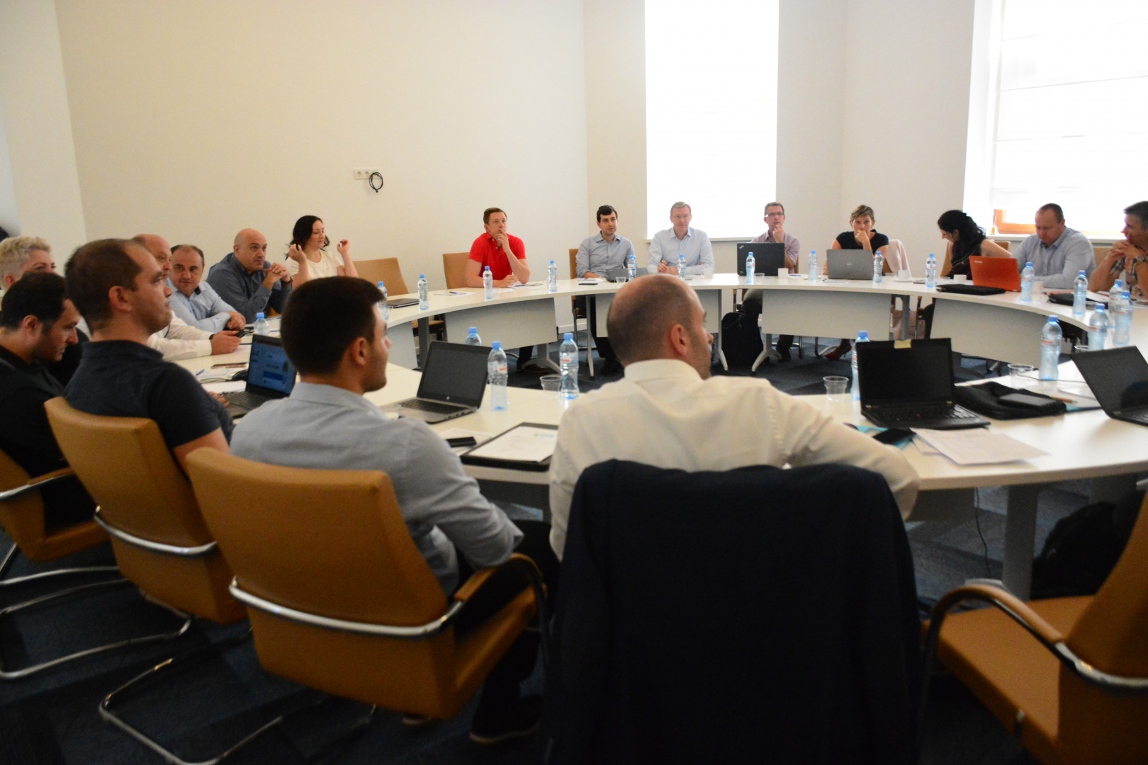 Horizon 2020 Project Meeting